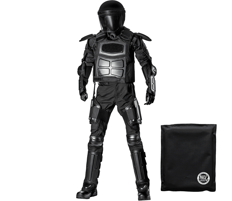 enforcer anti riot suit