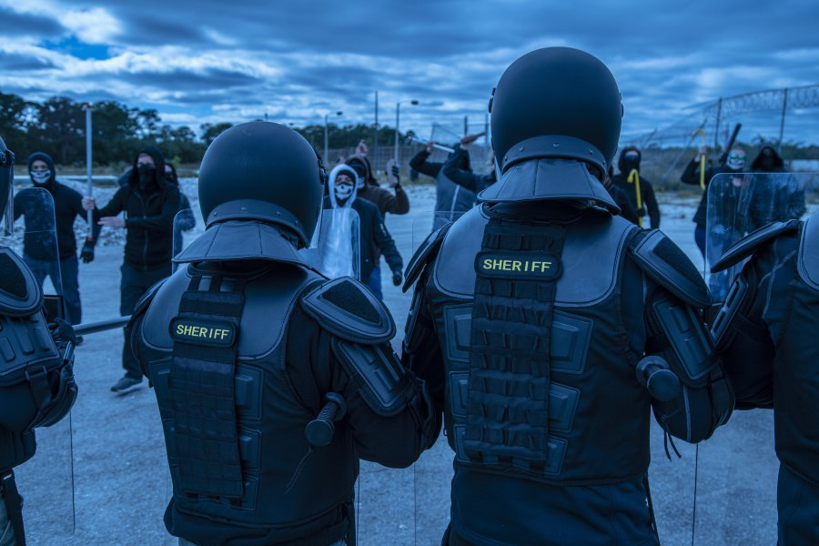 Lethal Force. Law enforcement. Tactical Gear. Riot Gear. Riot. Police.